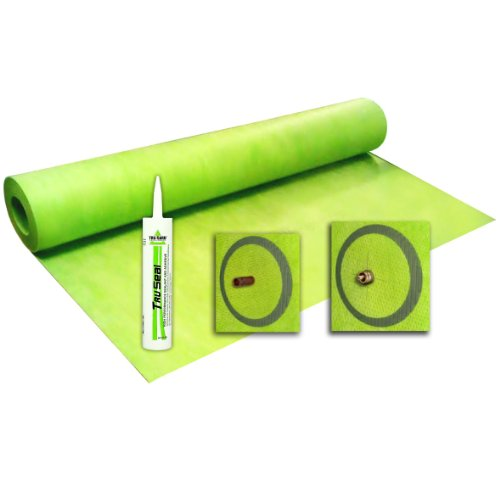 "Best Price BATHTUB KIT 110 SQFT - WATERPROOF MEMBRANE, TRUGARD Vapor-shield - Fits up to 1 - 48""..."