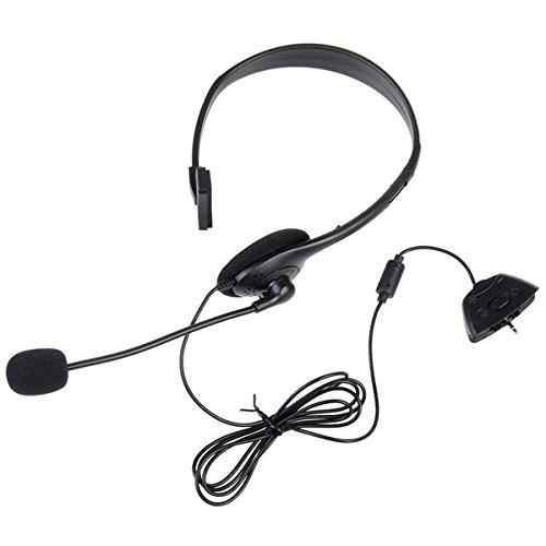 Headset - Black (Xbox 360)