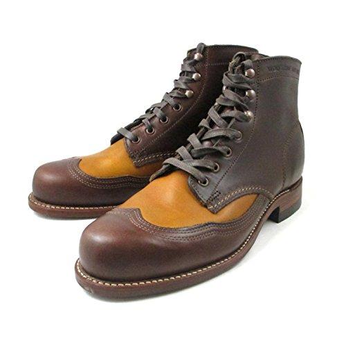 (ウルヴァリン) WOLVERINE ブーツ 1000マイルブーツ ウルバリン W06000:ブラウン/タン US9(27.0cm)