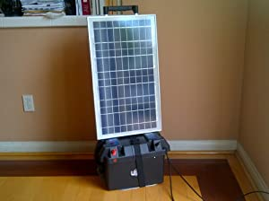 OG 55 Solar Power Generator - GUARANTEED TO BE THE MOST POWERFUL UNIT FOR THE PRICE - OR WE WILL PAY YOU THE DIFFERENCE*
