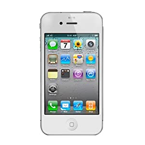 Apple iPhone 4S (White, 8GB) at Rs 8501 Off from Amazon