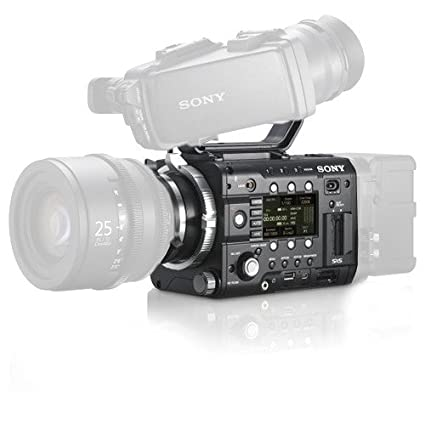 Sony PMW-F55 CineAlta 4K Digital Cinema Camera - International Version (No Warranty)