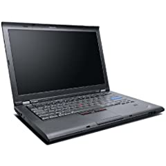 Lenovo ThinkPad T400s 35,8 cm (14,1 Zoll) Notebook (Intel Core 2 Duo 2,4GHz, 4GB RAM, 128GB HDD, Intel GMA 4500MHD, DVD+- DL RW, Win 7 Pro)