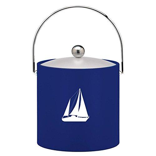 Kraftware Sailboat 3 Qt. Ice Bucket