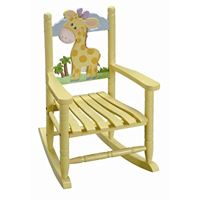 Rocking Chair - Giraffe