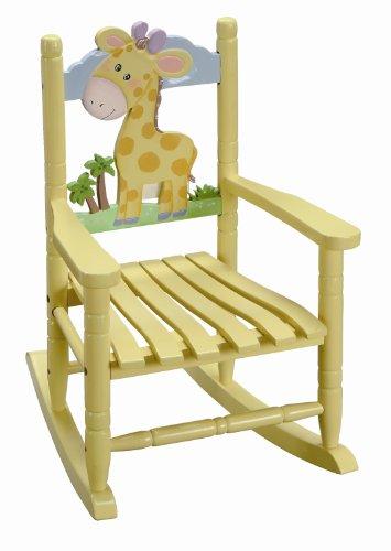 Teamson Giraffe Rocking Chair