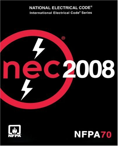 2008 NEC Softbound Version - Soft-cover - NFPA (distributed by Delmar, Cengage Learning) - WM-9069-08 - ISBN: 0877657904 - ISBN-13: 9780877657903