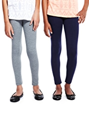 2 Pack Assorted Leggings
