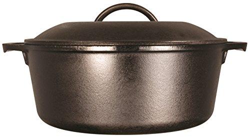 大厨你需要口好锅,Lodge L8DOL3 铸铁不粘荷兰锅图片