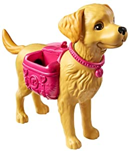 Barbie Potty Training Taffy Puppy