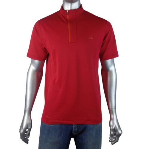 Mens Nike ACG Red Sphere React Dry Dri FIT Running Shirt Training Top Size S-XXL