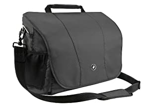 Pacsafe CourierSafe 100 Secure Laptop Messenger Bag (Old Version)
