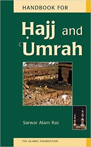 Handbook for Hajj and Umrah (English and Arabic Edition)