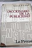 img - for Diccionario de la publicidad: La Prensa book / textbook / text book