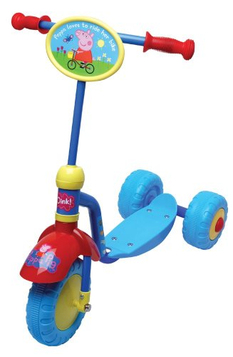 Mookie Peppa Pig Scooter