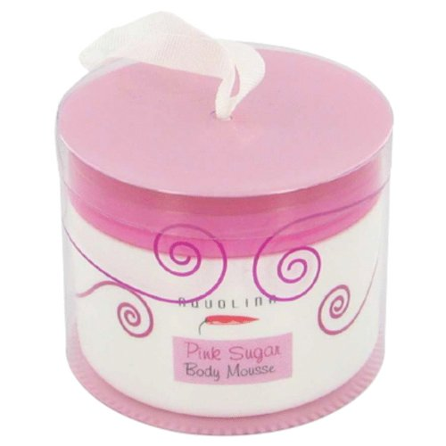 Pink Sugar By Aquolina Body Mousse 8.5 Oz For