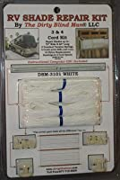4 Cord RV Sade Repair Kit (Light Beige)