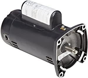 Pentair ae100dll 3 4 hp motor replacement sta for Pentair 1 hp pool pump motor