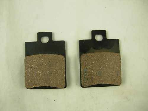 Image of BRAKE PADS SHOES (SET) for Chinese made 110cc 125cc 150cc 200cc 250cc ATV (B007I71JJ4)