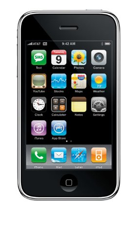 Apple iPhone 3G 8GB (Black) – AT&T