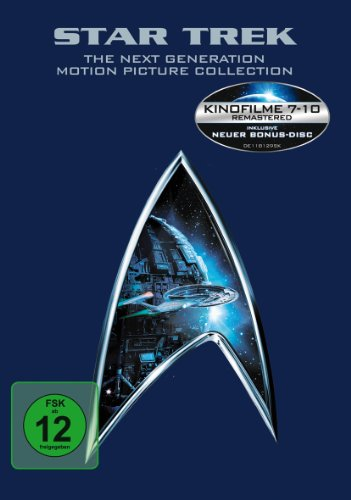 Star Trek 07-10 [5 DVDs]