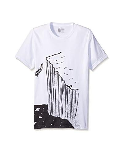 Arka Men's Space Diver Graphic T-Shirt