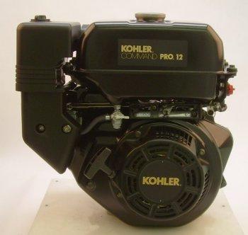 "12Hp Command Cs, Horizontal 1"" X 2 1/2"" Shaft, 2:1 Gear Reduction, Muffler, Fuel Tank"