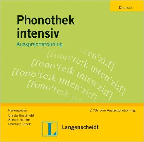 Phonothek Intensiv: Cds (2) (German Edition)