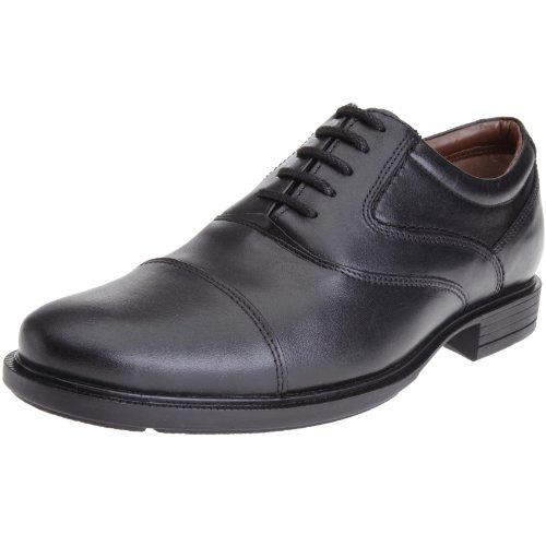 hush-puppies-zapatos-de-cordones-de-cuero-para-hombre-negro-43