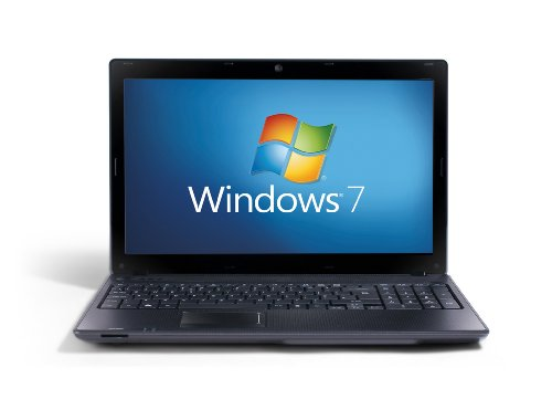 Acer Aspire 5742 15.6 inch Notebook ( Intel Core i3-370M, 3GB RAM, 250GB HDD, DVD, Webcam, Wireless, Windows 7 Home Premium 64-bit) - Black