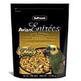 Zupreem Avian Entrees? Harvest FeastTM For Parrots -- 2 lbs