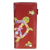 Peace Turtle Shagwear Wallet