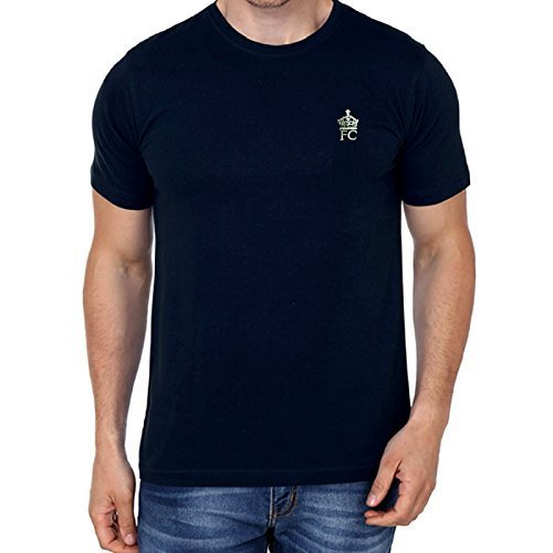 new-french-connection-adult-mens-designer-cotton-crew-neck-logo-short-sleeved-t-shirt-top-sizes-s-xl