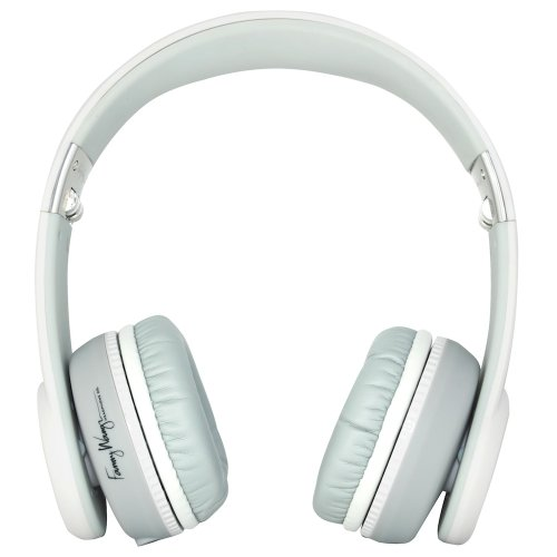 Fanny Wang 1000Series On Ear Wangs ホワイト FW-1003-WHIの写真02。おしゃれなヘッドホンをおすすめ-HEADMAN(ヘッドマン)-