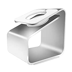 iWatch Stand Silver