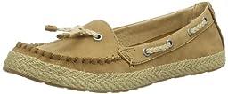 UGG Women\'s Chivon Chestnut Nubuck Loafer 7 B (M)