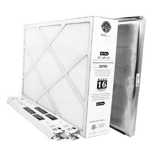 lennox dehumidifier. lennox x8796 merv 16 maintenance kit for pureair air cleaner model pco16-28 dehumidifier