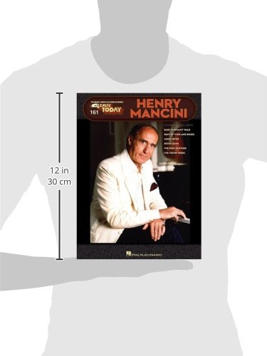 Henry Mancini: E-Z Play Today #161