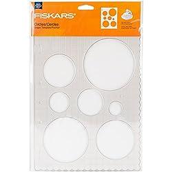 Fiskars Orange Shape Template(TM) - Circles