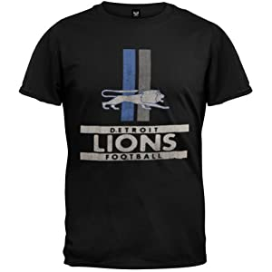 NFL Detroit Lions Mens Flanker Tee by