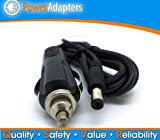 Nextbase SDV47-AM 12V car Lighter Adapter Lead Charger for Portable DVD Player