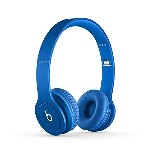 Beats Solo Hd On-Ear Headphone (Drenched In Blue)
