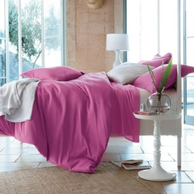 Jersey Knit Duvet Cover, King - The Company Store front-758304