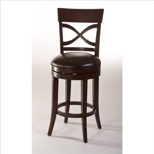 Enjoyable How Do I Hillsdale Drysdale Espresso 26 1 2 Swivel Counter Caraccident5 Cool Chair Designs And Ideas Caraccident5Info