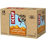 Clif Bar Energy Bars, Crunchy Peanut Butter, 2.4-oz Bars (36 Count),Clif-g9