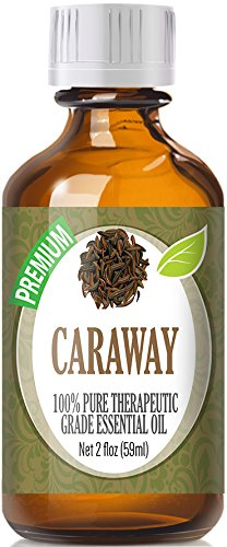 Caraway (60ml) 100% Pure, Best Therapeutic Grade Essential Oil - 60ml / 2 (oz) Ounces