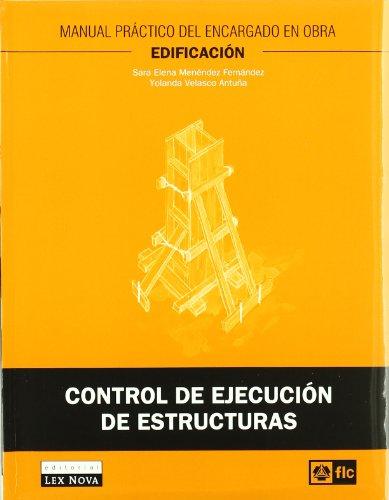 CONTROL DE EJECUCION DE ESTRUCTURAS