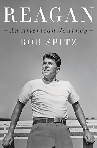 Reagan An American Journey [Spitz, Bob] (Tapa Dura)