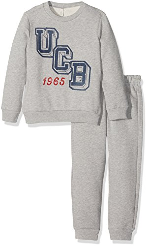 United Colors of Benetton 3J67Z11IA, Tuta Bambino, Grigio (Light Grey), 12-13 Anni