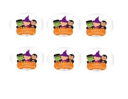 Item#41283 - NBA Brooklyn Nets 12 - 2 inch Cupcake Edible Images